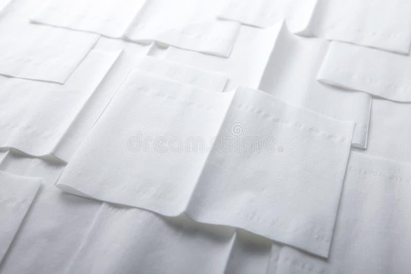 Paper Napkin Stock Photos