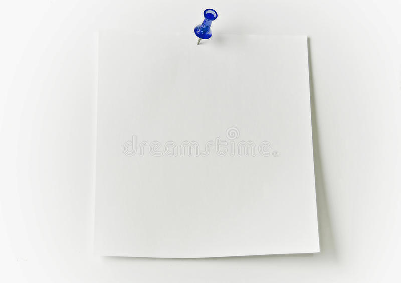 Paper Note Royalty Free Stock Photography