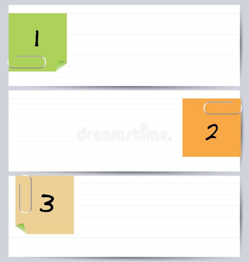 Download Paper Note Background stock vector. Illustration of frame - 42693703