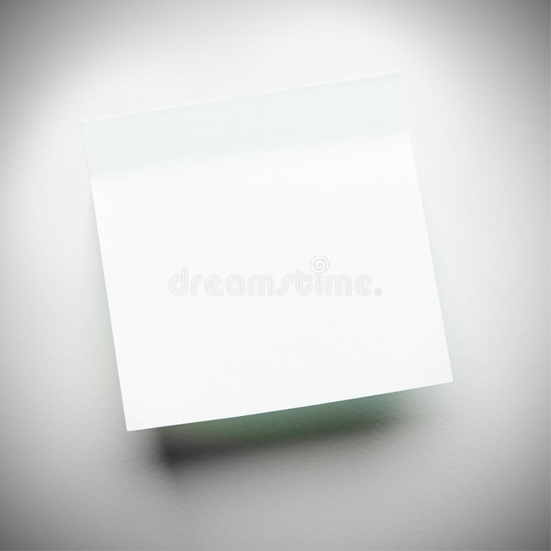 Paper Note Royalty Free Stock Photos