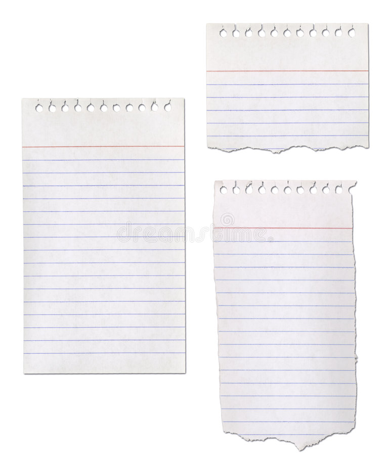 Paper Notepad Collection