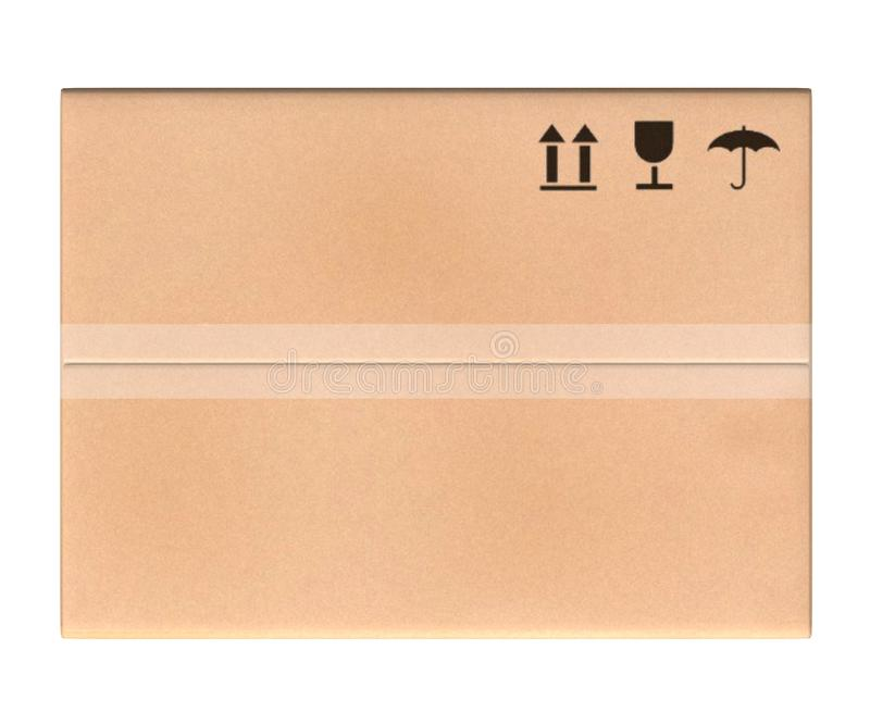 Download Paper Package (with Signs) Stock Photo - Image: 23725670