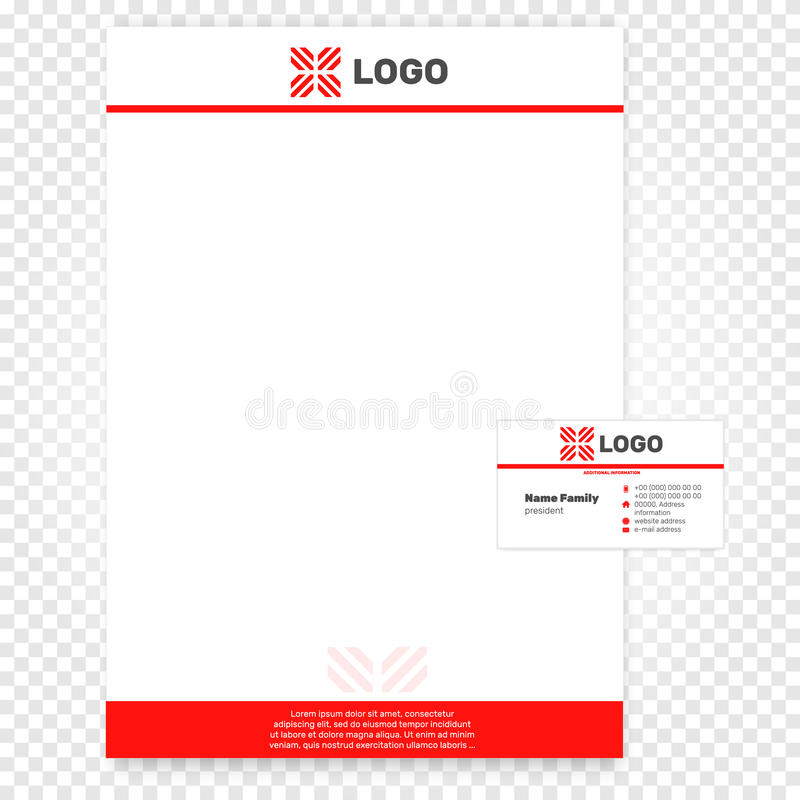 Business paper template roho4senses business paper template flashek Gallery