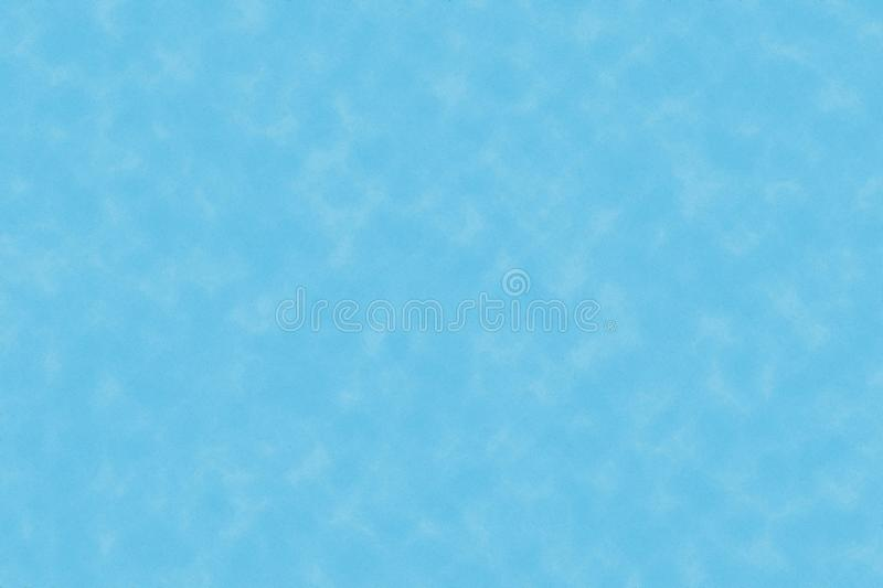 Paper with pale textured and blue light color. For background royalty free stock photos