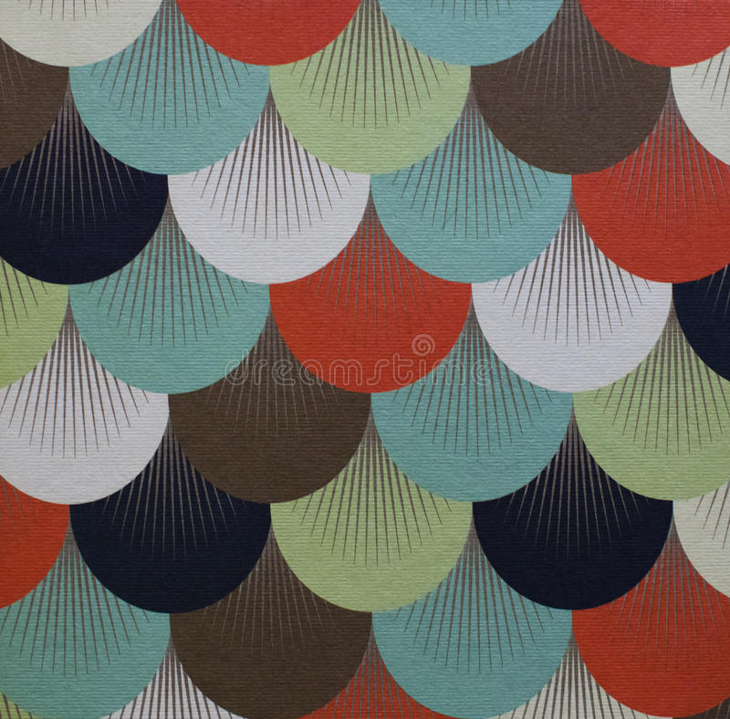 A paper pattern. A paper pattern , colorful pattern royalty free stock image