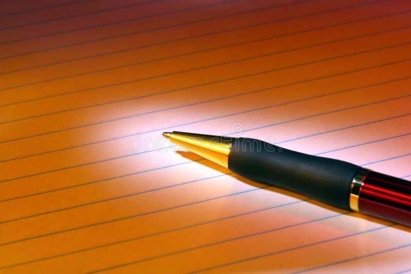 paper pennark fotografering för bildbyråer