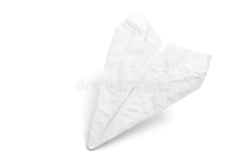 Download Paper Plane stock image. Image of flight, background - 10383771