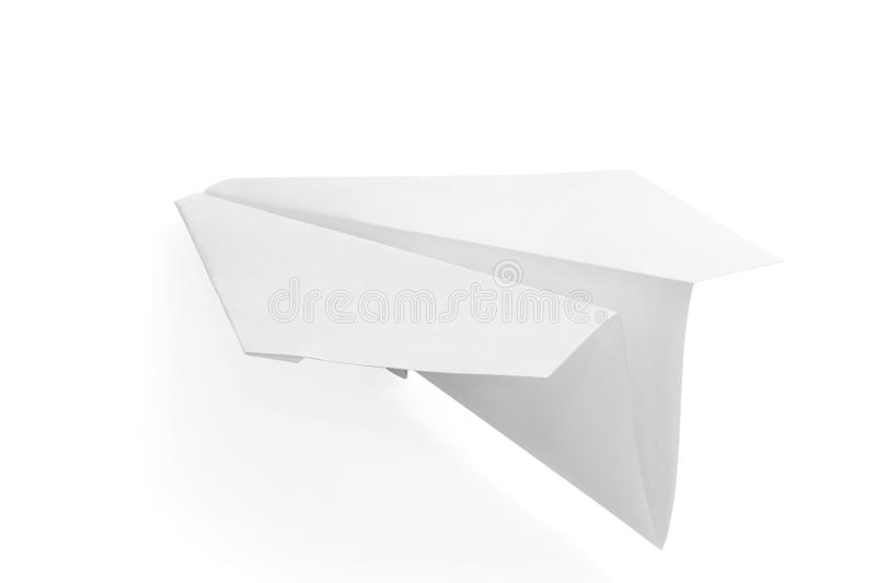Download Paper plane stock photo. Image of plane, flying, plaything - 18196282