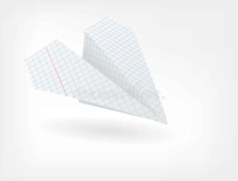 Download The Paper Plane Royalty Free Stock Photo - Image: 22285975
