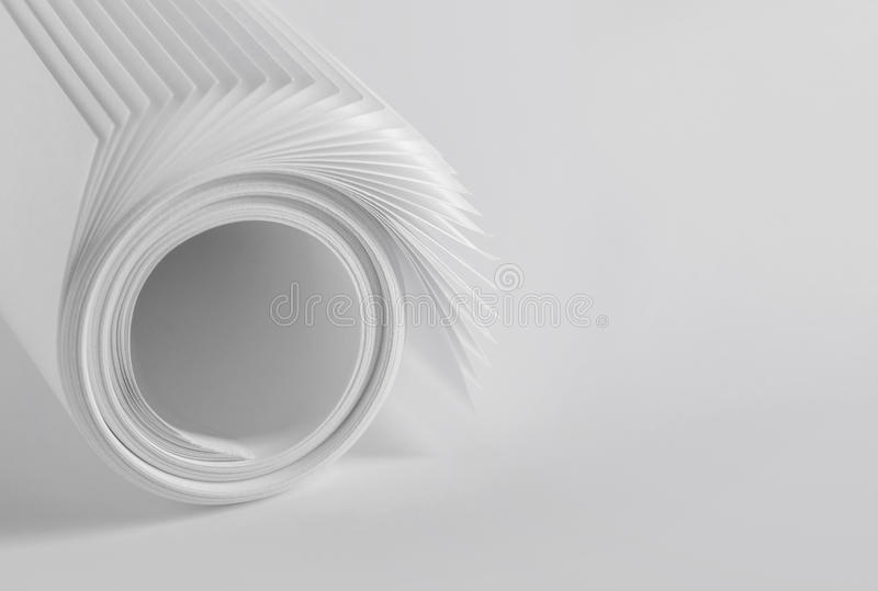 Download Paper roll stock image. Image of sheet, document, shape - 28471959