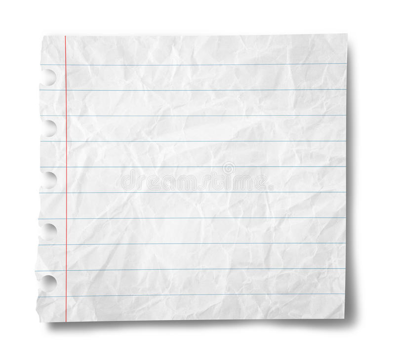 Free Paper Sheet Royalty Free Stock Images - 54755909