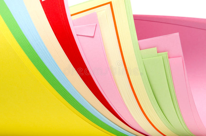 Download Paper sheets stock image. Image of background, write - 14853113