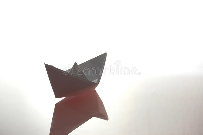 Download Paper ship stock image. Image of isolated, paper, folded - 10291469