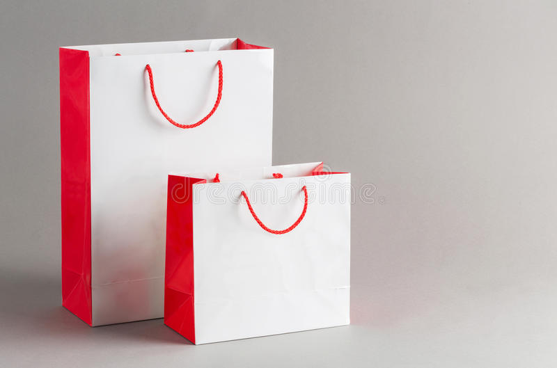 Download Paper shopping bag stock image. Image of retail, sign - 33655675