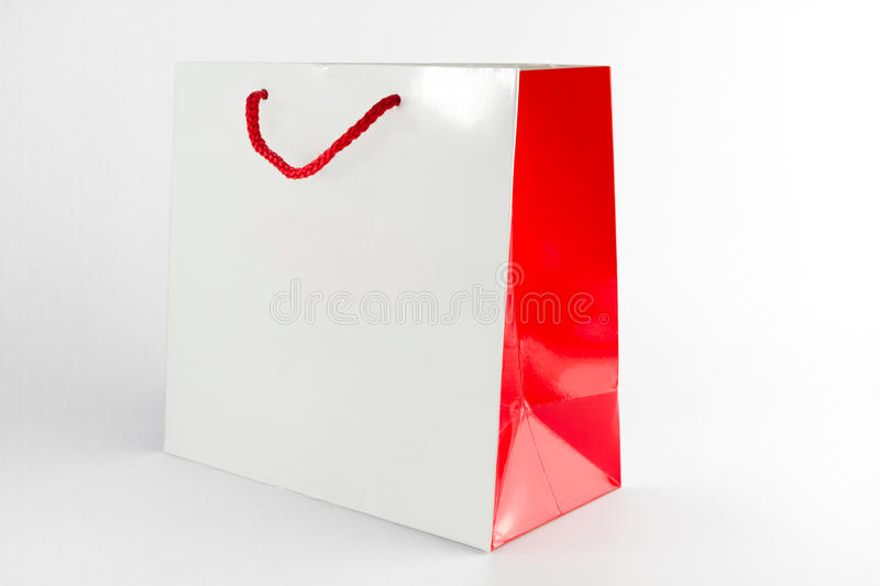 Download Paper Shopping bags stock image. Image of card, mall - 30440291