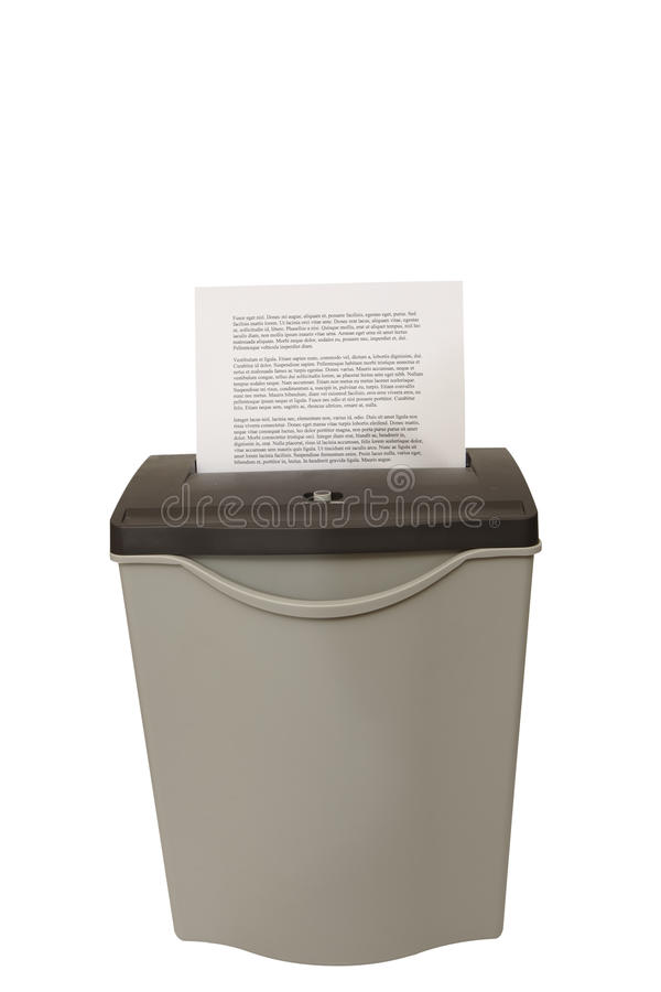 Download Paper shredder stock image. Image of guard, records, business - 10321957