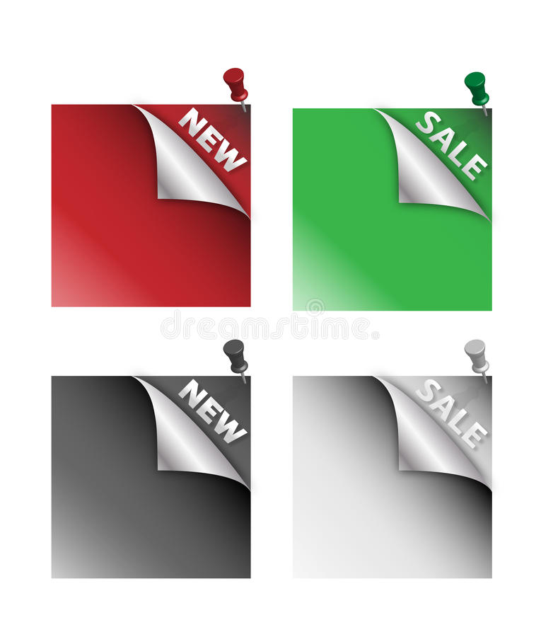 Paper Sign Product Tag