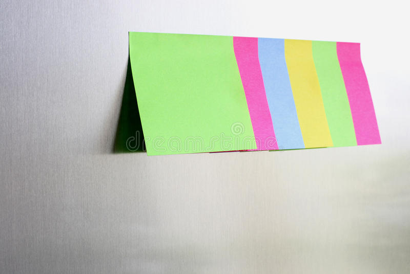 Paper Slip Royalty Free Stock Image