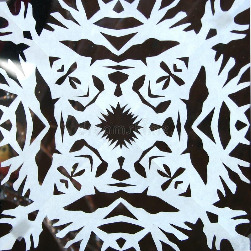 paper snowflake 1 stock photos