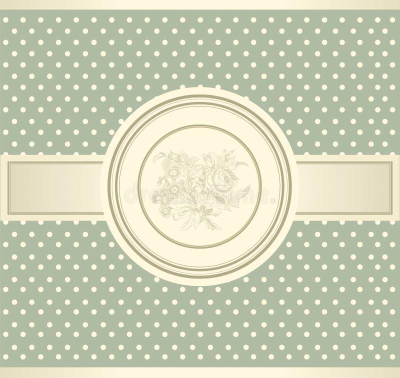 paper tappningvägg stock illustrationer