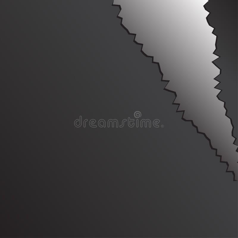Download Paper tear stock vector. Image of backdrop, break, note - 13163613