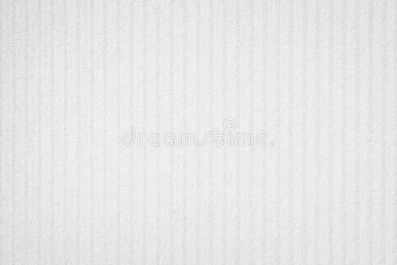 Paper texture background. Close up white Paper background stock illustration