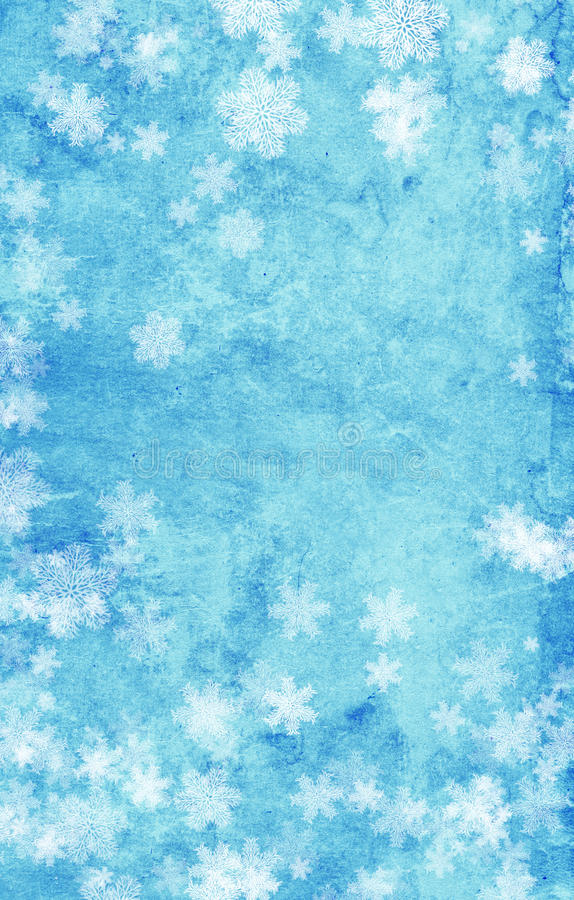 Paper texture of blue color. Background - texture old, soiled paper of blue color vector illustration