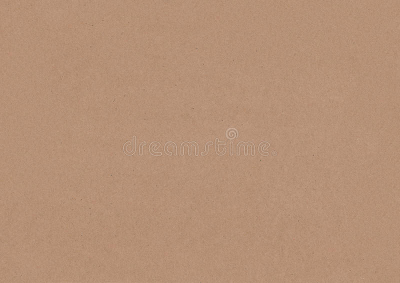 Paper texture, brown kraft background high resolution royalty free stock image