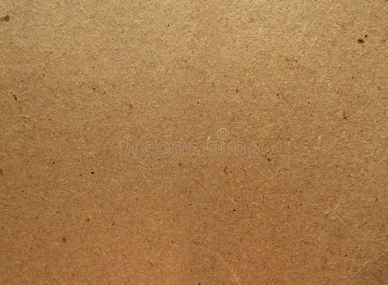 Paper Texture. Brown kraft background vector illustration