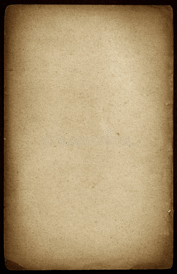 Paper texture, close-up. Brown paper texture, close up royalty free illustration