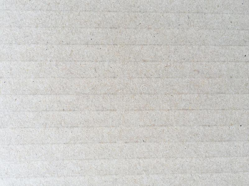 Paper texture from paper box. stock image