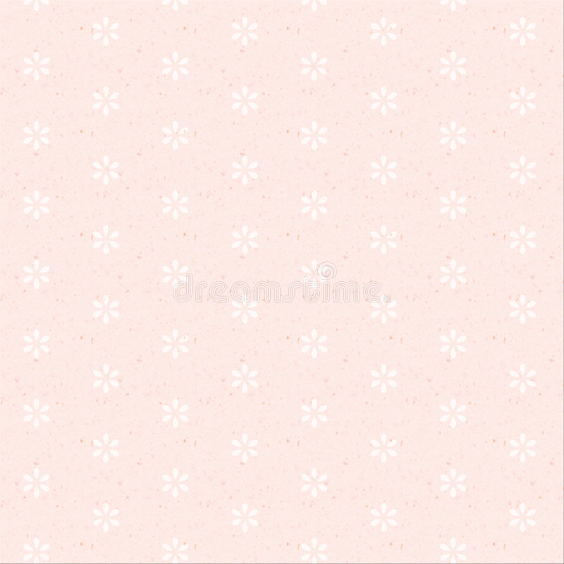 Free Paper Texture With Flower. Stock Photography - 9045172