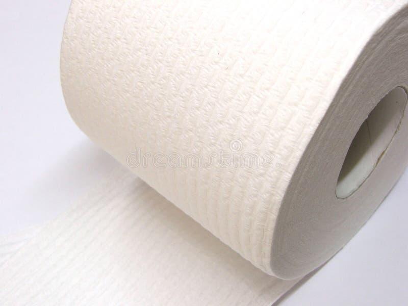 paper toaletten fotografering för bildbyråer