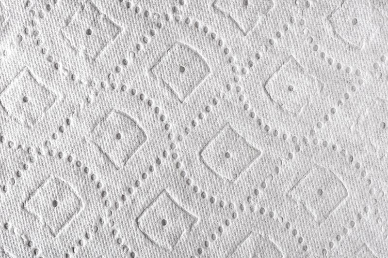 Paper towel. Close-up paper towel texture background stock images