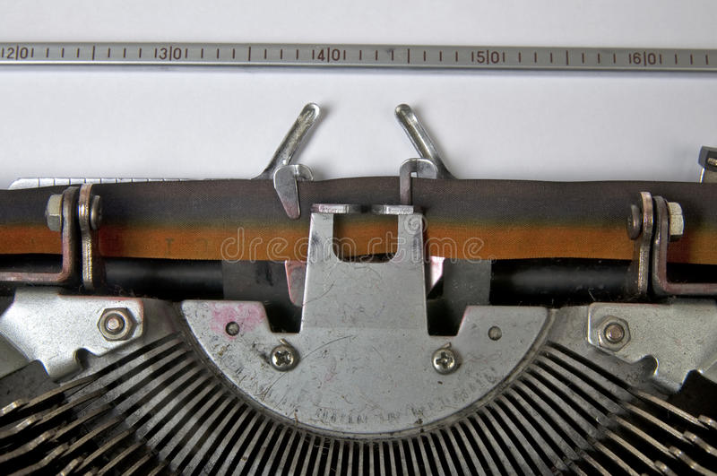 Download Paper and Typewriter stock image. Image of paper, message - 19175119