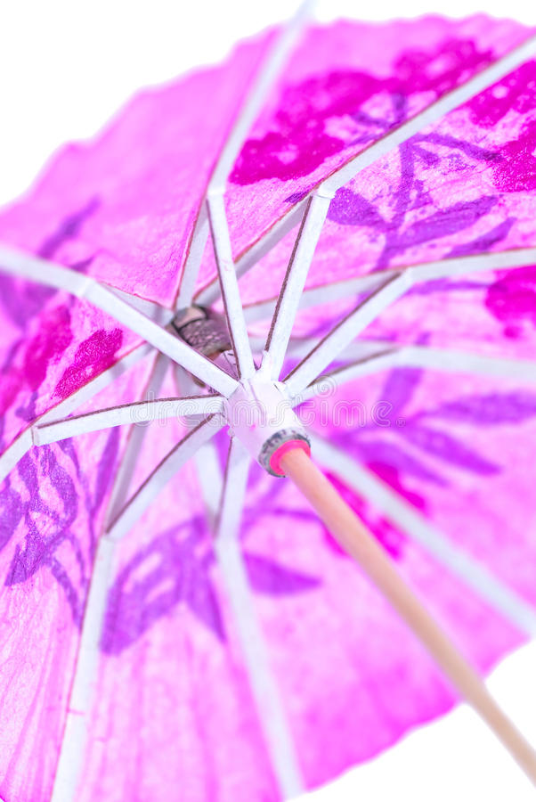 Paper Umbrella Royalty Free Stock Photos