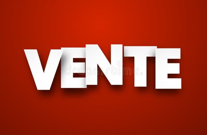 Vente Sign Stock Illustrations 56 Vente Sign Stock Illustrations Vectors Clipart Dreamstime
