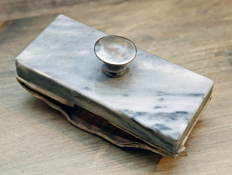 paper vikt royaltyfria foton