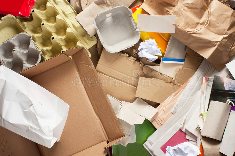 Download Paper wastes stock image. Image of responsible, impact - 38682715