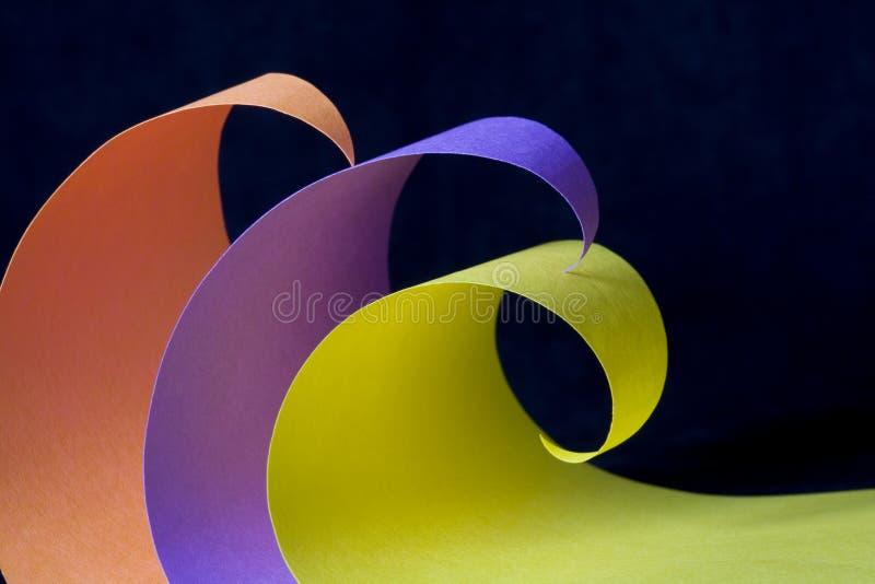 paper waven fotografering för bildbyråer