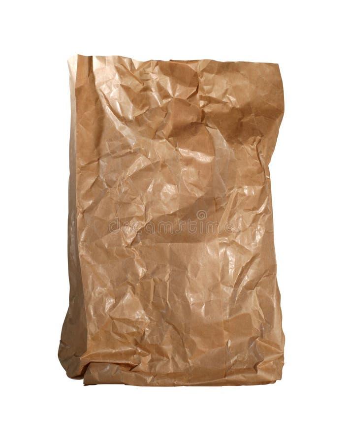paperbag μονοπάτι στοκ φωτογραφία με δικαίωμα ελεύθερης χρήσης