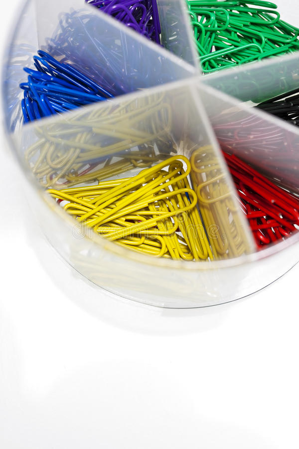 Free Paperclips Royalty Free Stock Photography - 13961307