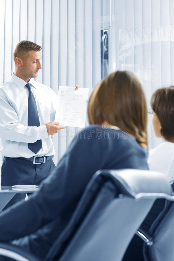 Download Papers stock photo. Image of document, interacting, director - 12530162