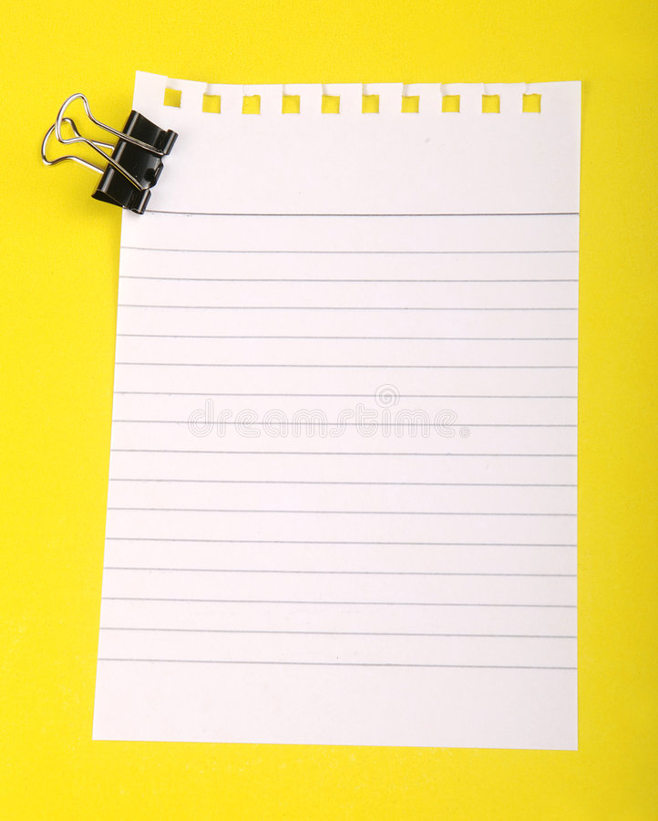 Download Papers with clip stock image. Image of business, blank - 2794601