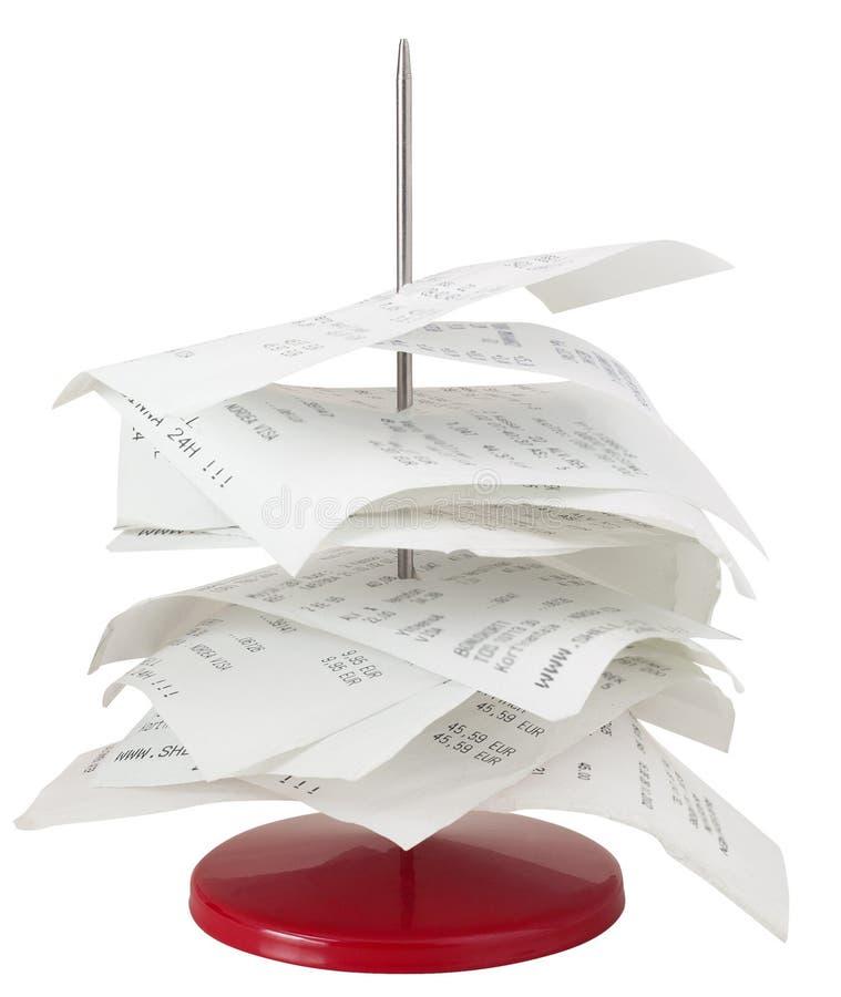 Paperstick stock photos