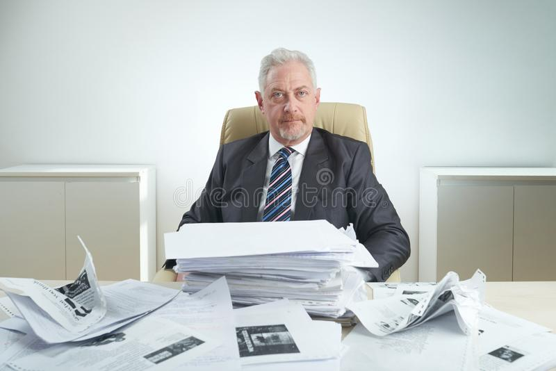 paperwork fotografia de stock royalty free