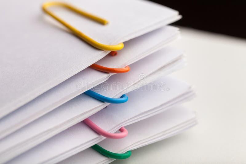 paperwork imagem de stock