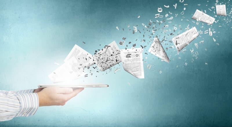 paperwork стоковая фотография