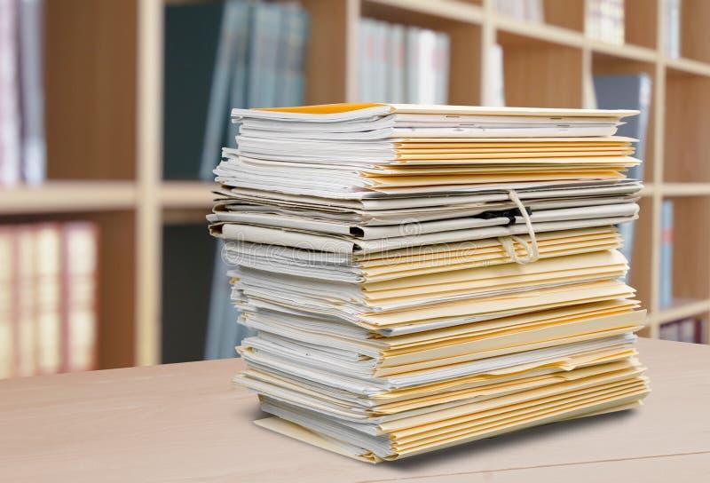 paperwork стоковые изображения