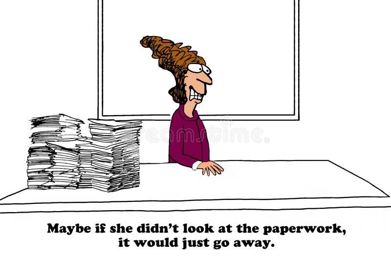 paperwork ilustracji